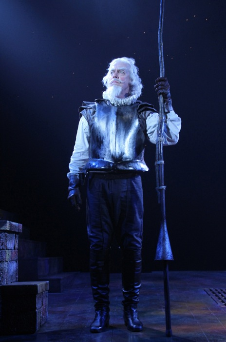 Terrence Mann Leads Connecticut Rep's MAN OF LA MANCHA, 6/7-16