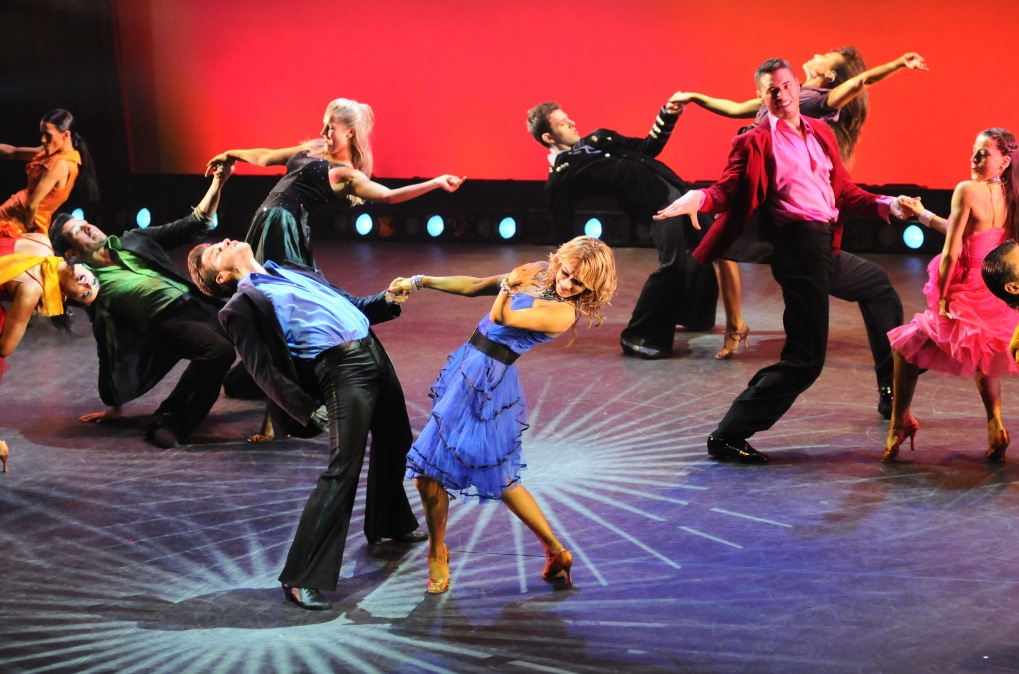 BALLROOM WITH A TWIST Plays San Francisco, 7/12-29