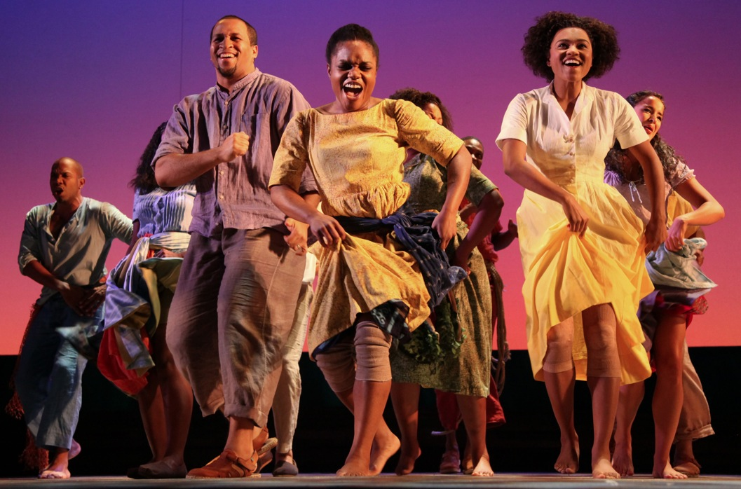 Photo Flash: First Look at Paper Mill Playhouse's ONCE ON THIS ISLAND!