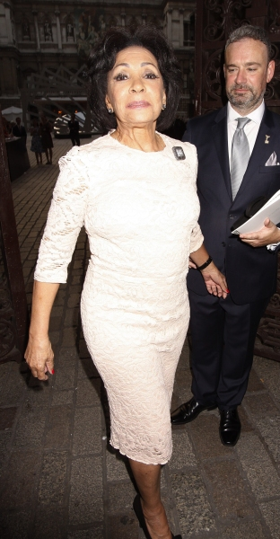 Shirley Bassey at Michael Crawford & More Attend Queen's Jubilee Arts Party
