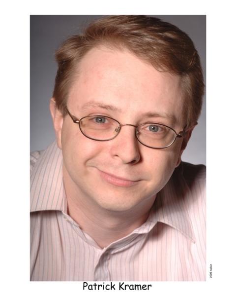 Hey, Jef, Here's My Headshot: PATRICK KRAMER