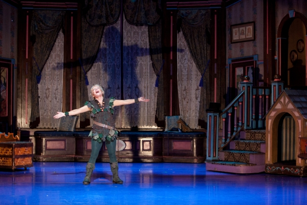 Photo Flash: Cathy Rigby, Brent Barrett et al. in PETER PAN at La Mirada Theatre for the Performing Arts