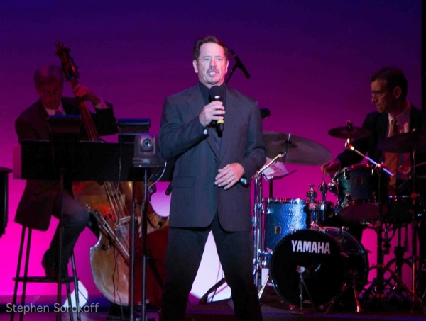 Tom Wopat at Rex Reed, Christine Andreas, Polly Bergen et al. at IT'S MAGIC, Nine Decades of Songs from Warner Bros. at the 92Y