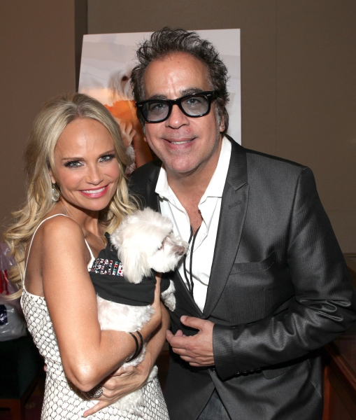 Photo Coverage Exclusive: Kristin Chenoweth Hosts Maddie's Corner Fundraising Event - Woof!