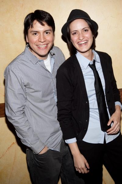 Jaime Castaneda and Fernanda Coppel