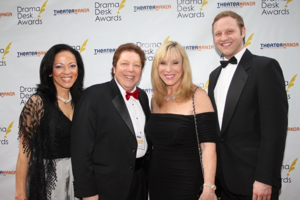 Sonya Owczarek, Robert R. Blume, Renee McCurry and Stephen Tyler Davis