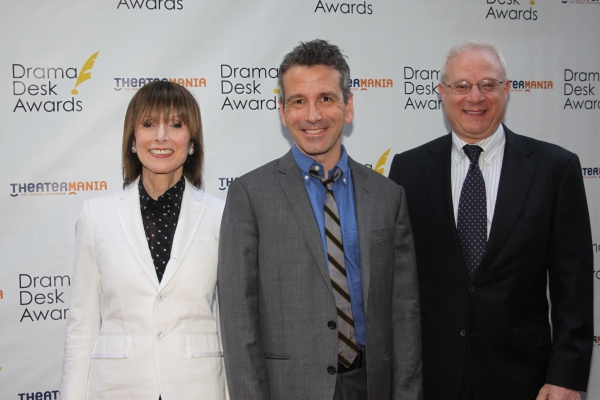 Jean Doumanian, David Cromer and Tom Wirtshafter