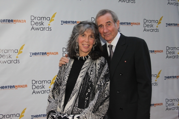 Julie Dale and Jim Dale  Photo