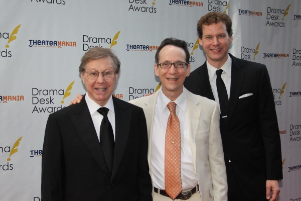 Photo Coverage: The 2012 Drama Desk Starry Arrivals Part 1