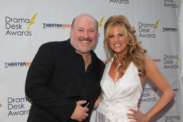 Frank Wildhorn and Carly Robyn Green