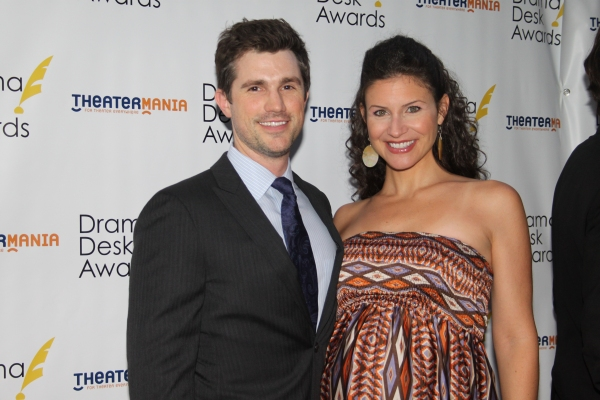 Matt Cavanaugh and Jenny Powers
