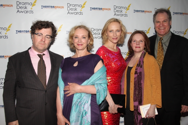 Kenneth Lonergan, J. Smith-Cameron, Laila Robins, Maryann Plunkett and Jay O. Sanders