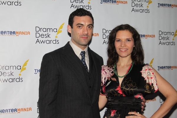 Morgan Spector and Erika Sheffer