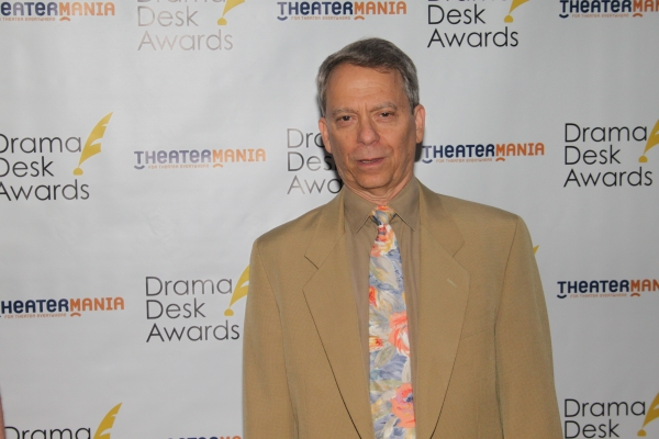 Danny Troob at The 2012 Drama Desk Starry Arrivals Part 2