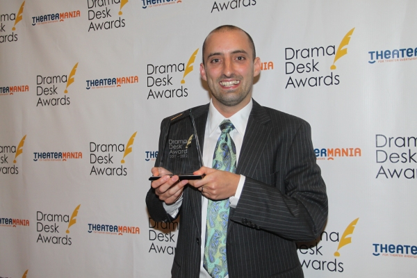 Photo Coverage: Audra McDonald, Alan Menken & All the Drama Desk Winners!