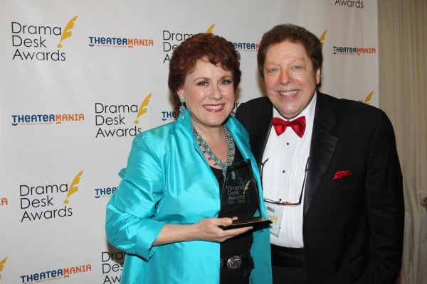 Judy Kaye and Robert R. Blume Photo