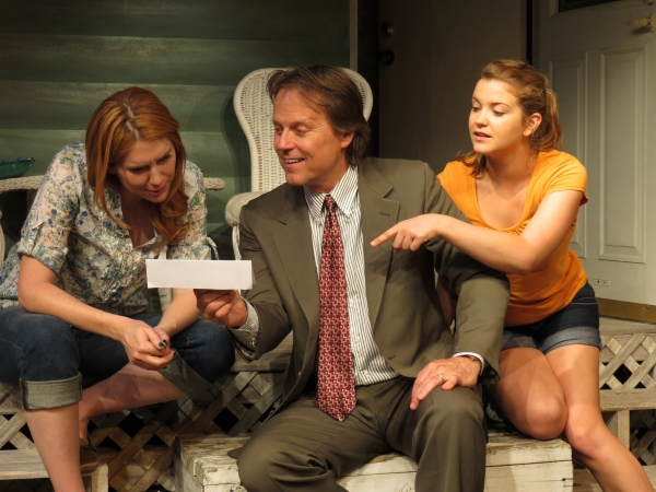 Photo Flash: Sneak Peek at New Jersey Repertory Company's AMERICAN STARE Starring Summer Crockett Moore and Becca Ballenger