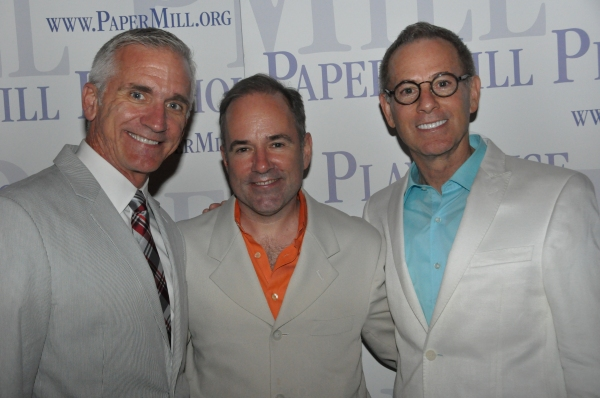 Photo Coverage: Paper Mill Playhouse's ONCE ON THIS ISLAND Celebrates Opening Night!