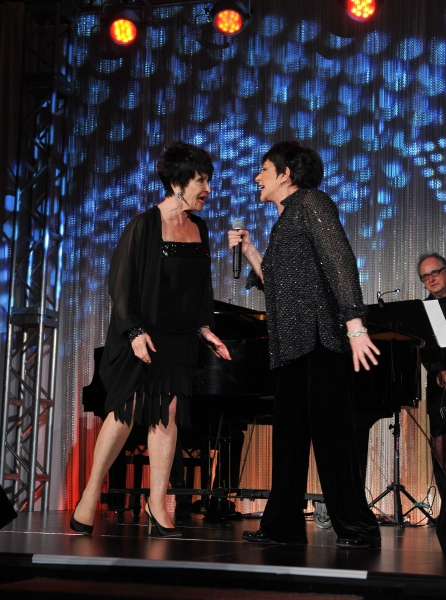Photo Flash: Chita Rivera, Liza Minnelli, Joel Grey & More Pay Tribute to John Kander at the Dramatist Guild Fund Gala