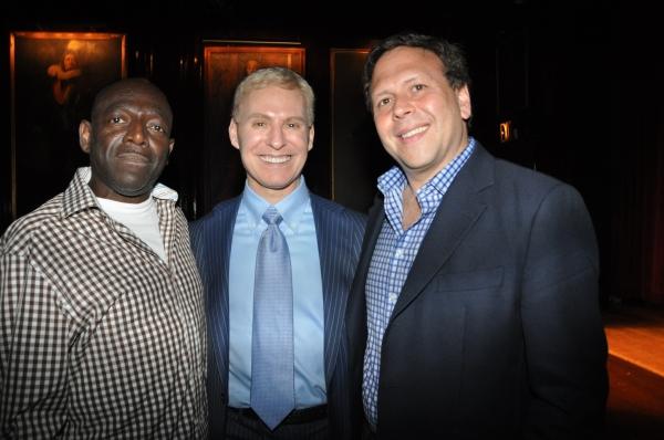 Hinton Battle, Richard Weinberg and David Garfinkle