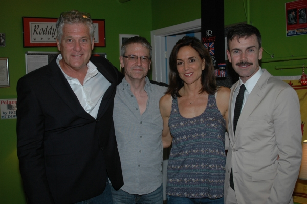Murphy Davis, Chris Clark, Polly Draper, Matt McGrath