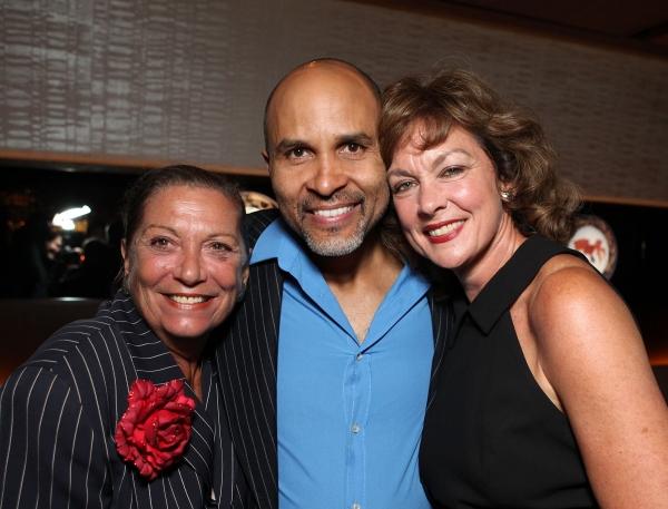 Photos: Julio Monge, Michele Pawk et al. at LOS OTROS' CTG World Premiere