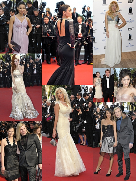 65th Cannes Film Festival Showcases Christophe Guillarmé Gowns