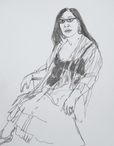 Photo Flash: Sneak Preview of Rebecca Allan's Exhibition KINDRED: PORTRAITS OF COUPLES IN THE ARTS
