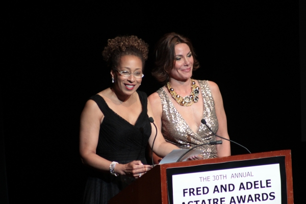 Tamara Tunie, Countess LuAnn de Lesseps at 30th Annual Fred & Adele Astaire Awards Honor Liza Minnelli & More!