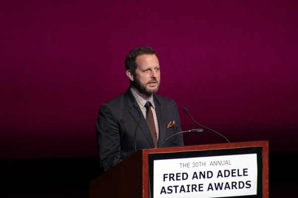 Rob Ashford at 30th Annual Fred & Adele Astaire Awards Honor Liza Minnelli & More!