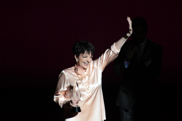 Liza Minelli at 30th Annual Fred & Adele Astaire Awards Honor Liza Minnelli & More!