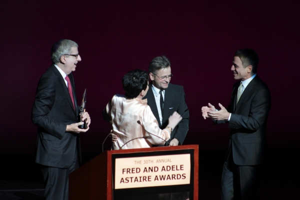 Marvin Hamlisch, Liza Minelli, Mikhail Baryshnikov, Tony Danza at 30th Annual Fred & Adele Astaire Awards Honor Liza Minnelli & More!