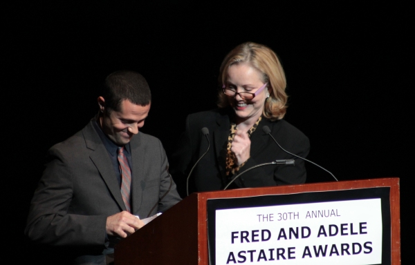 Josh Bergasse, Susan Stroman at 30th Annual Fred & Adele Astaire Awards Honor Liza Minnelli & More!