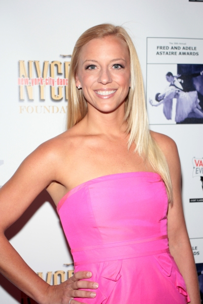 Ashley Amber at Chita Rivera, Kelli O'Hara & More Arrive at the 30th Annual Fred & Adele Astaire Awards