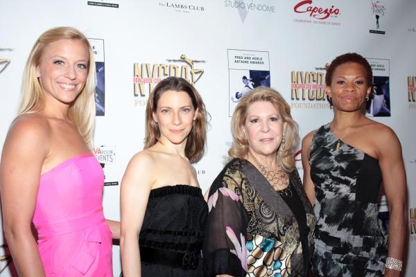 Ashley Amber, Elena Roger, Carolyn Kendall Buchter, Bahiyah Hibah