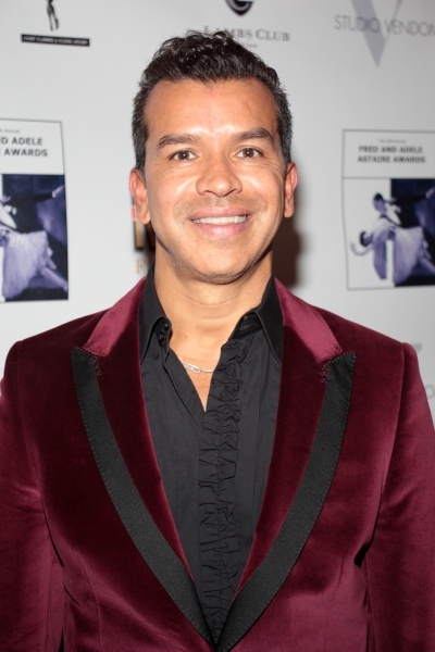 Sergio Trujillo at Chita Rivera, Kelli O'Hara & More Arrive at the 30th Annual Fred & Adele Astaire Awards