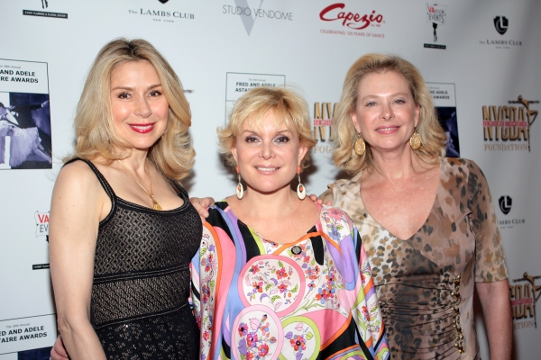 Jacqueline Murphy, Wendy Federman, Pamela Morgan