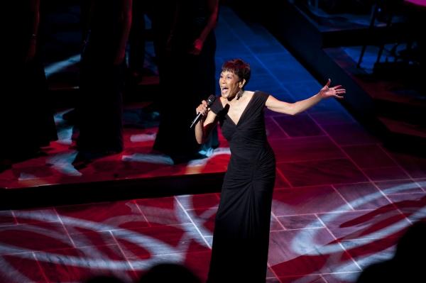Bettye LaVette  at Morgan Freeman, Matthew Morrison, et al. at Ford's Theatre's 2012 Gala