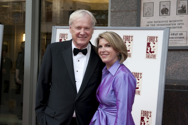 Chris and Kathleen Matthews