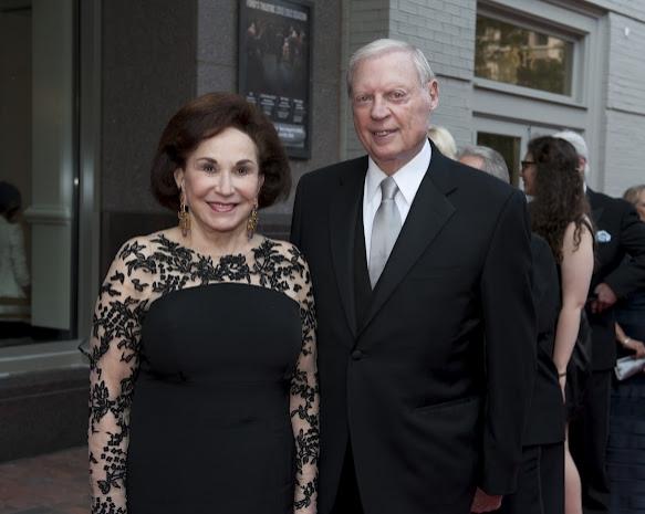 Alma and Joseph Gildenhorn  Photo