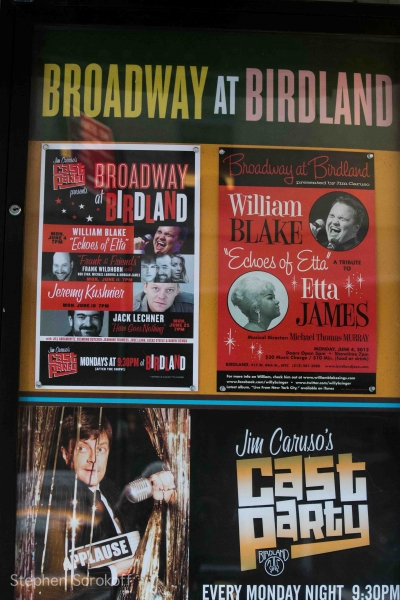 Photo Flash: William Blake Brings ECHOES OF ETTA to Birdland!