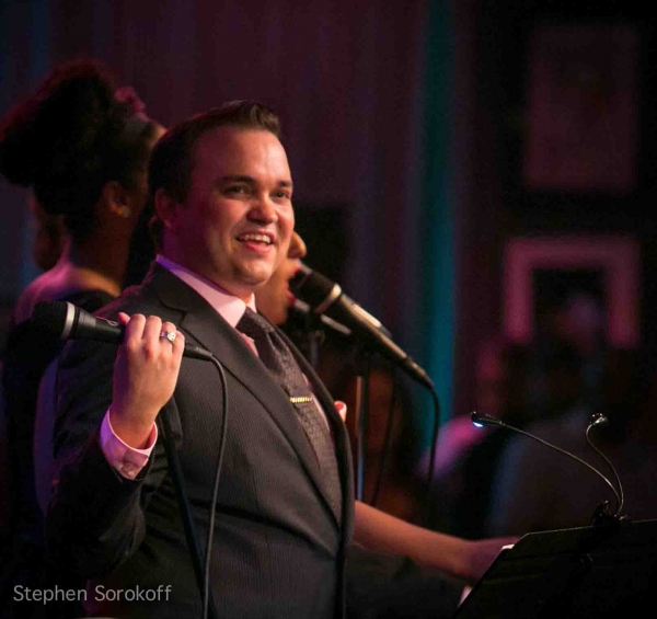Photo Flash: William Blake Brings ECHOES OF ETTA to Birdland!