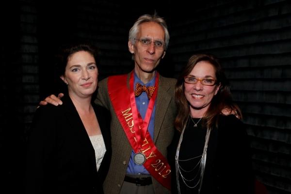 Julia Jordan, David Ives, Marsha Norman at Inside the 2012 Lilly Awards!