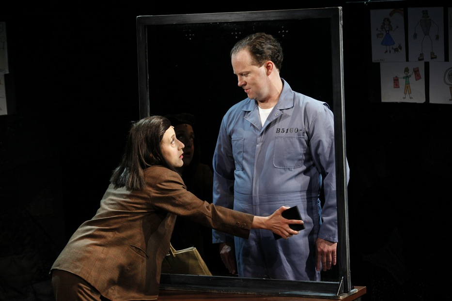 Photo Flash: First Look at Shuler Hensley in SILENCE! THE MUSICAL