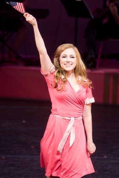 Photo Flash: Broadway Workshop Presents Return of LEGALLY BLONDE to NYC