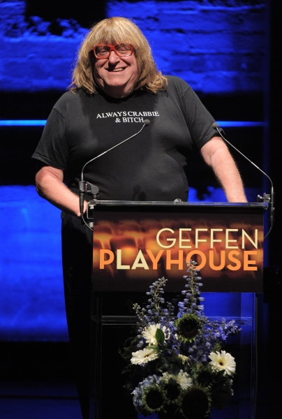 Photo Flash: Carol Burnett, Jane Lynch, Matthew Morrison et al. at BACKSTAGE AT THE GEFFEN Fundraiser