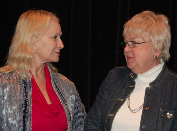 Beth Parillo, Karen Altman