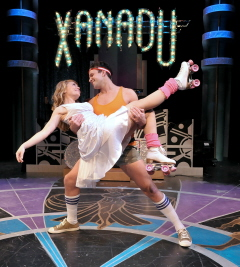 XANADU Ends SpeakEasy Stage Season on a Roll