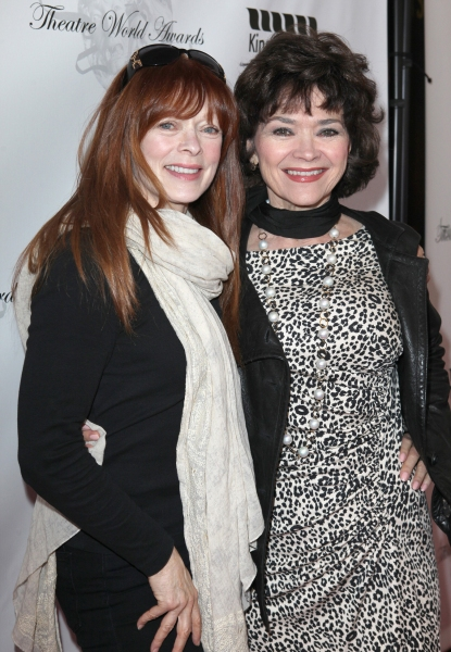 Frances Fisher & Linda Hart