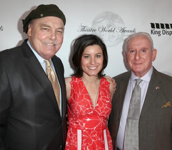 Stacy Keach, Susan Pourfar & Lionel Larner
